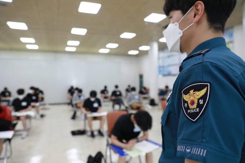 경기남부경찰청 의무경찰 선발시험 (2).jpg